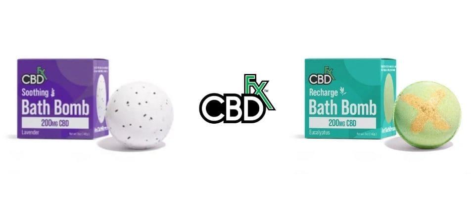 CBDfx - CBDバスボムの画像