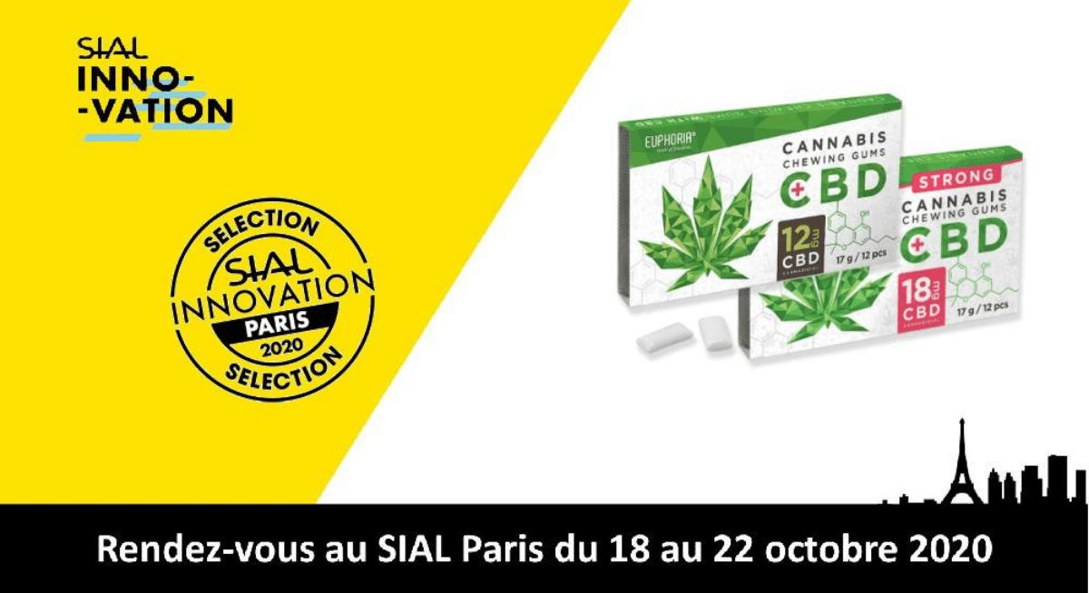 『SIAL Paris(シアル・パリ)』のイノベーションアワード候補にノミネート
